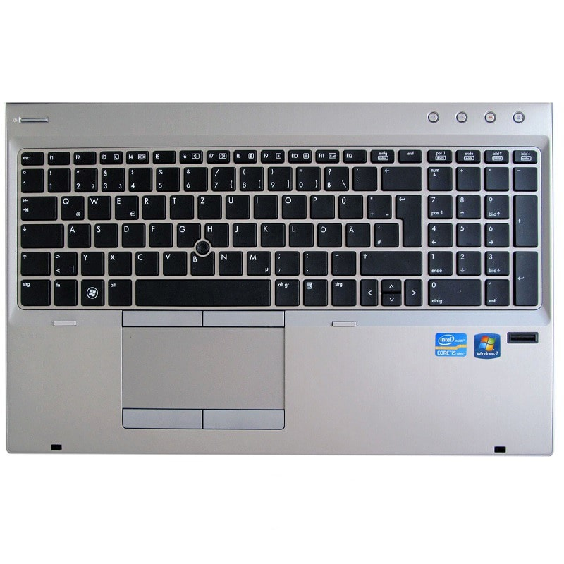 لپ تاپ کارکرده اچ پی