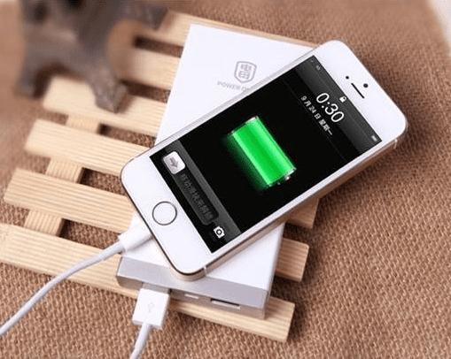 خالی شدن شارژ باتری گوشی
