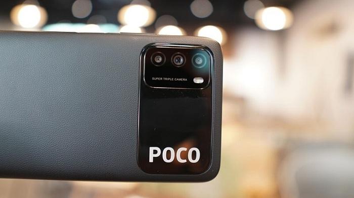 طراحی گوشی POCO M3