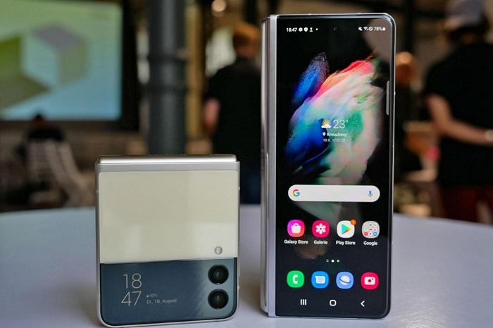 نقد و بررسی گوشی های Z FOLD 3 و Z FLIP 3