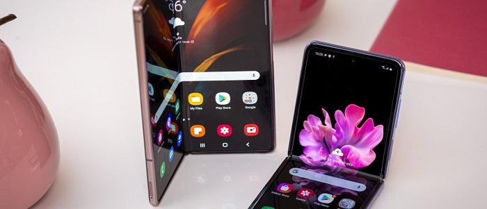 بررسی اسپیکر گوشی های Z FOLD 3 و Z FLIP 3
