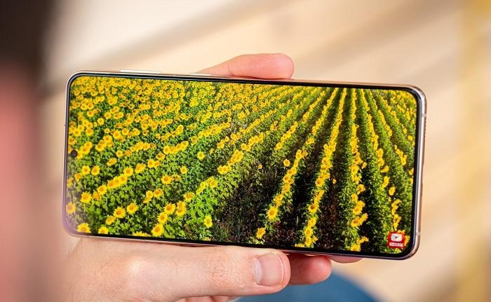 نقد و برسی گوشی Galaxy S21 Plus 5G